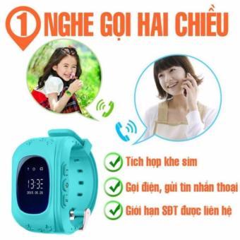 Đồng hồ trẻ em thông minh nghe gọi định vị GPS