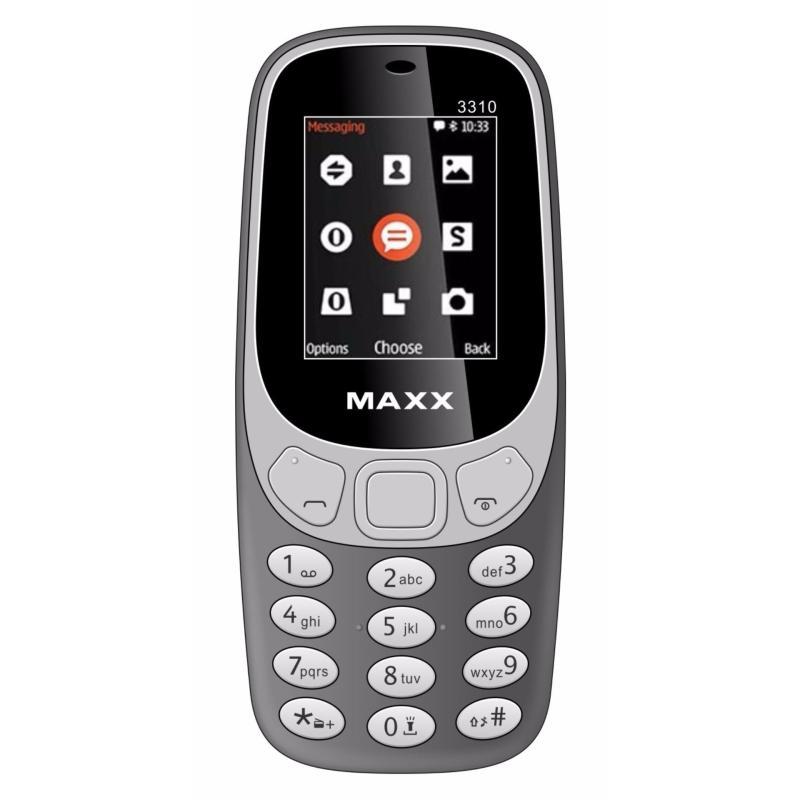 ĐTDĐ MAXX N3310 2017 CLASSIC 2 SIM - HÀNG NHẬP KHẨU (Bảo hành 12 tháng)