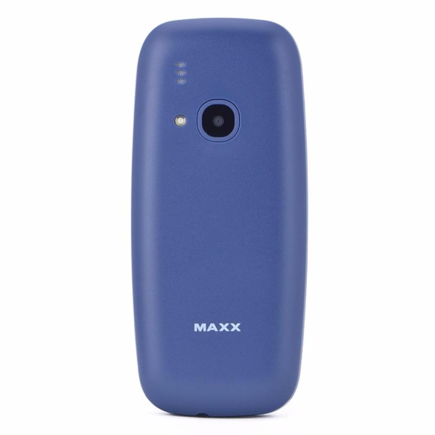 Hình ảnh ĐTDĐ MAXX N3310 Classic 2 Sim ( Xanh Đen)