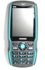 ĐTDĐ Mobile B36 2 SIM (Đen phối xanh dương)  Cực Rẻ Tại Trường Vinh 139 (Tp.HCM)