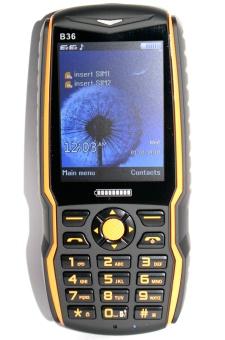 Đánh Giá ĐTDĐ Mobile B36 2 SIM (Đen viền Cam)  Trường Vinh 139 (Tp.HCM)