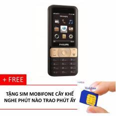 So sánh giá ĐTDĐ Pin Trâu E181 (Đen Vàng) Tặng Kèm SIM Mobifone Cây Khế  Hanoitechbuy