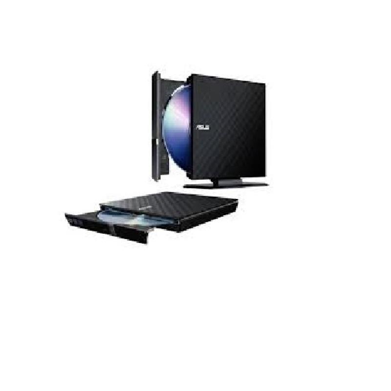 Bảng giá DVD RW Asus gắn ngoài Slim DRW-08D2S-U LITE/BLACK/ASUS Phong Vũ