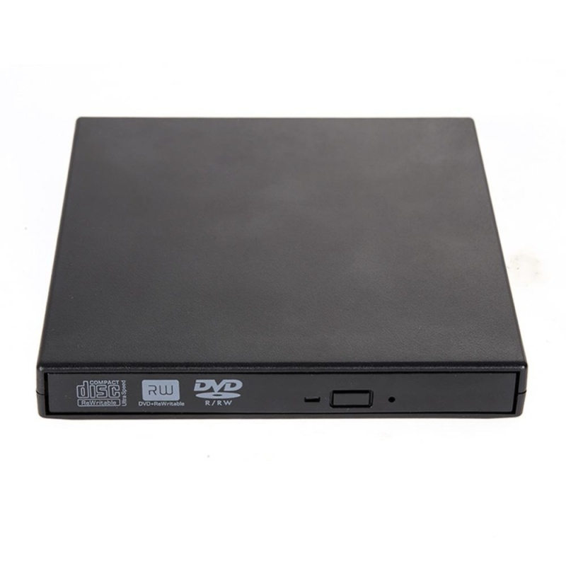 Bảng giá External Black USB Slim 8x DVDRW DL DVD CD RW Burner Writer Drive All PC - intl Phong Vũ