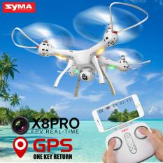 Nơi Bán Flycam Syma X8 Pro- Có GPS, tự động trở về, camera 720P HD truyền trực tiếp