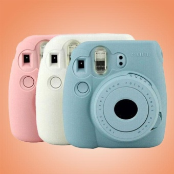 For Fujifilm 8 8s Instant Photo Film Polaroid Camera Protect CaseCover - intl