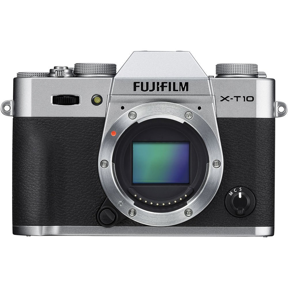 Fujifilm X-T10 16.3MP với Lens kit XF 35mm F1.4R (Bạc)