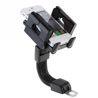 Giá đỡ điện thoại gắn trên xe máy loại 1 BT99.21 (Đen) - 2