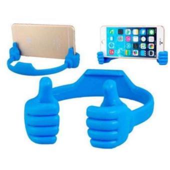 Giá đỡ điện thoại PGH hình cánh tay lớn (xanh dương)