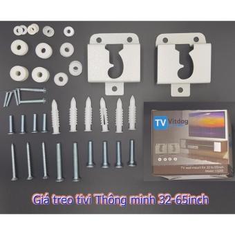 Giá treo Tivi Vitdag 32-65inch, khung kệ treo tường TV.