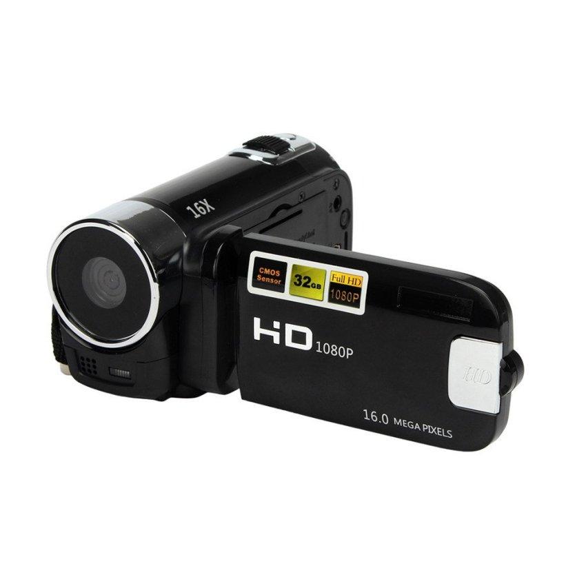 HD 1080P 16M 16X Digital Zoom Video Camcorder Camera DV Black -intl - 8402542 , OE680ELAA5XC0VVNAMZ-10877452 , 224_OE680ELAA5XC0VVNAMZ-10877452 , 1298000 , HD-1080P-16M-16X-Digital-Zoom-Video-Camcorder-Camera-DV-Black-intl-224_OE680ELAA5XC0VVNAMZ-10877452 , lazada.vn , HD 1080P 16M 16X Digital Zoom Video Camcorder Came