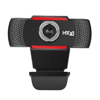 HD 720P Megapixels USB Webcam with MIC for PC Laptop - intl