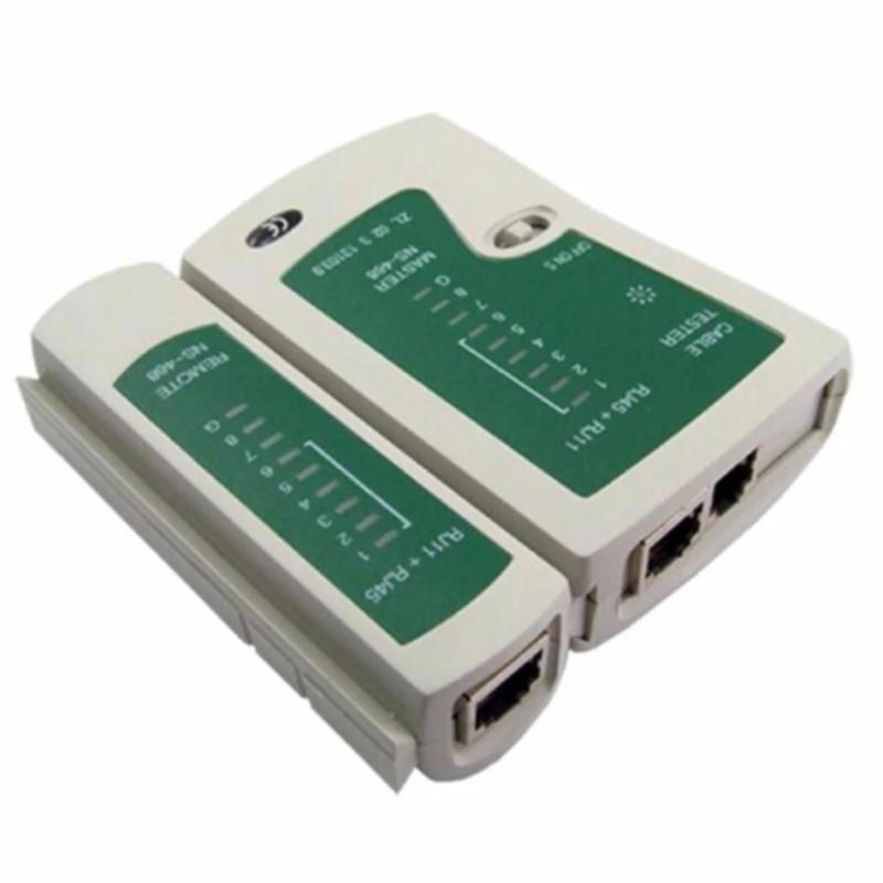 Bảng giá Hộp test mạng đa năng RJ11/45 (Trắng phối xanh)  (ko kèm pin) Phong Vũ
