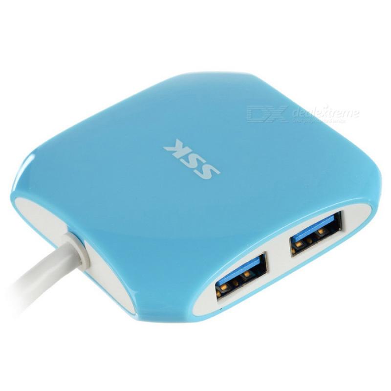 Bảng giá Hub chia USB 3.0 4 cổng SSK SHU300 Phong Vũ