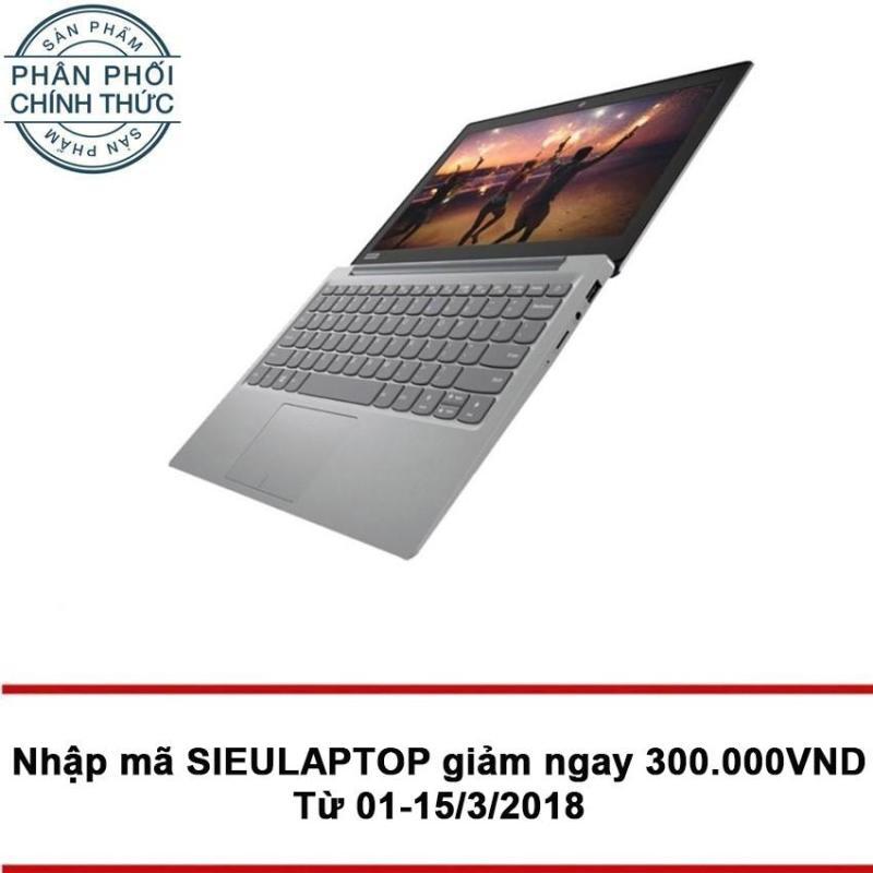 IdeaPad 120S-11IAP: 11.6 HD TN AG (SLIM) / INTEL® CELERON® N3350 PROCESSOR / Graphic: INTEGRATED / 4G LPDDR4 2400 ONBOARD / 500G 7MM 5400RPM / CAMERA 0.3M / 2CELL 28WH / WIFI 1X1 AC+BT4.0 / Keyboard ENGLISH / FREE-DOS / MINERAL GREY / 1 Year