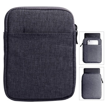 Inner Sleeve Bag Case for New Kindle 6 / Paperwhite Voyage - DeepGrey - intl