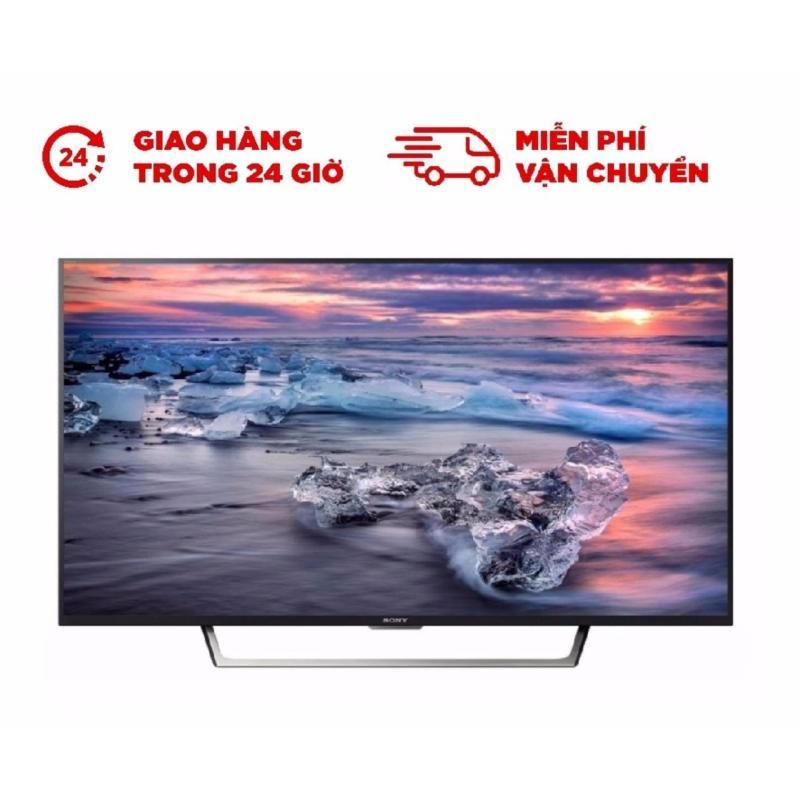 Bảng giá Internet Tivi Sony 49 Inch Full Hd - Model Kdl-49w750e (Đen)