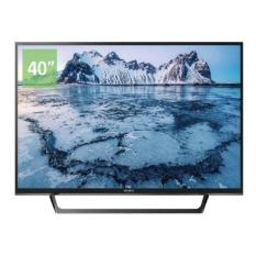 Internet TV LED Sony 40inch Full HD - Model KDL-40W660E VN3 (Đen)