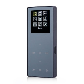 JS - 03 FM Recording 8G Storage MP3 Music Player - intl