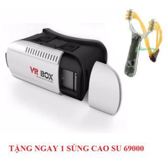 Kính 3D Thực tế ảo VR Box- Tặng ngay súng cao su Biggie Store