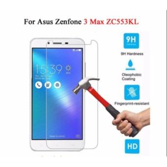 Kính cường lực Asus Zenfone 3 max 5.5inch ZC553KL (Trong suốt)