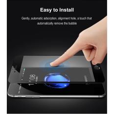 Kính Cường Lực Full Màn 5D cho iPhone 6/6s Đen (Nguyên Hộp)