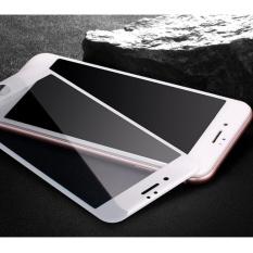 Kính Cường Lực Full Màn 5D cho iPhone 6/6s Trắng (Nguyên Hộp)