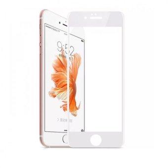 Kính cường lực Full màn hình dành cho Iphone 6, 6S (Trắng)