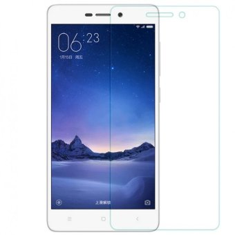 Kính cường lực Glass cho Xiaomi Redmi 3s (trong suốt)