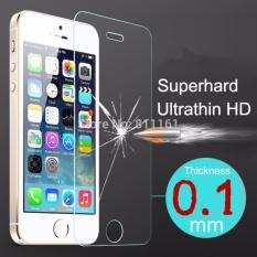 Kính cường lực REMAX siêu mỏng 0.11mm 2,5D  cho Iphone 5/5S.