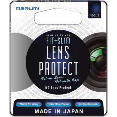 kính lọc marumi fit & slim lens protect 58mm
