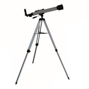 Kính thiên văn khúc xạ D60F700 và lăng kính đảo ảnh