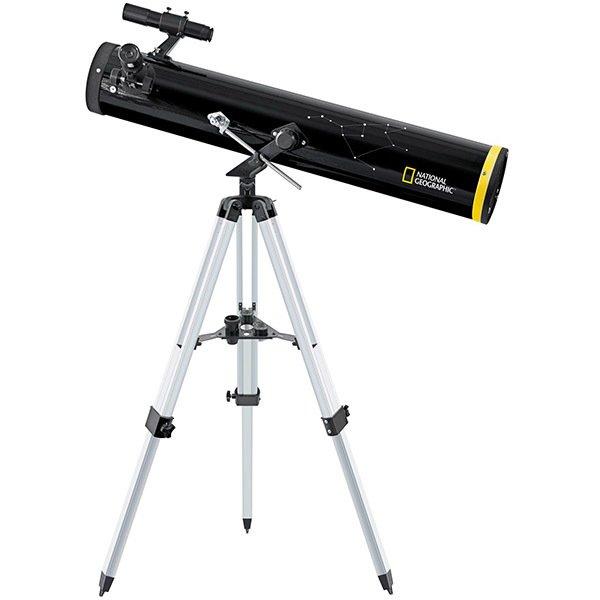 Kính thiên văn phản xạ National Geographic 114/900 (đen)