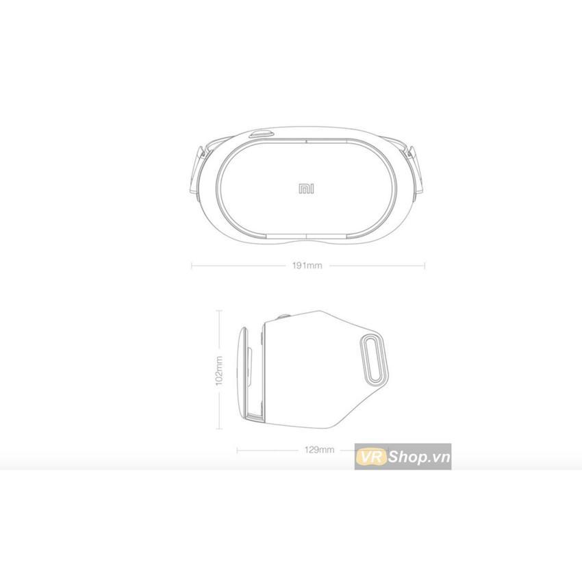 Hình ảnh Kính Thực Tế Ảo Xiaomi VR Millet
