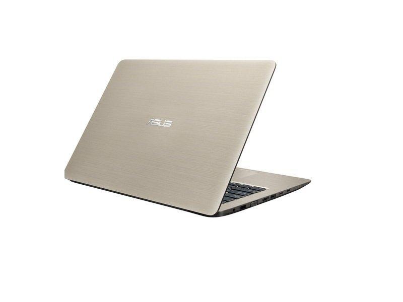Hình ảnh Laptop Asus A556UR-DM083T CÓ WIN 10 BẢN QUYỀN+TẶNG CHUỘT ASUS15.6inch (Vàng) - Hãng phân phối chính thức