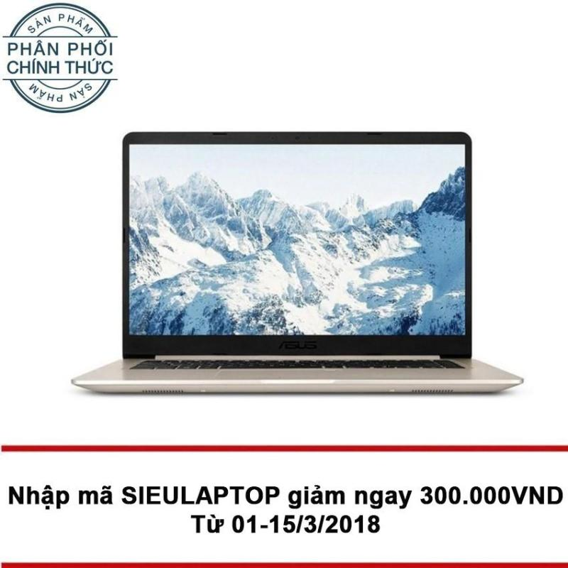 Laptop ASUS S510UQ-BQ483T 15.6inch FHD (Vàng) - Hãng phân phối chính thức