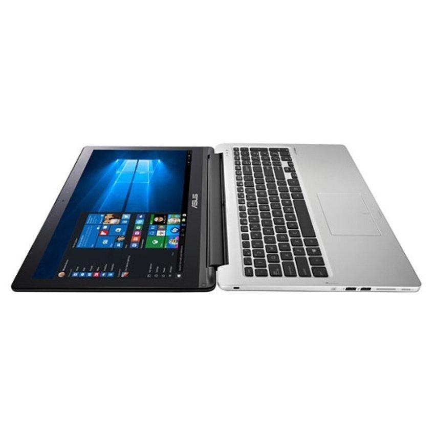 Hình ảnh Laptop Asus TP500LA-CJ108H I5 Silver 15.6inches Touch (Bạc) - Hàng nhập khẩu