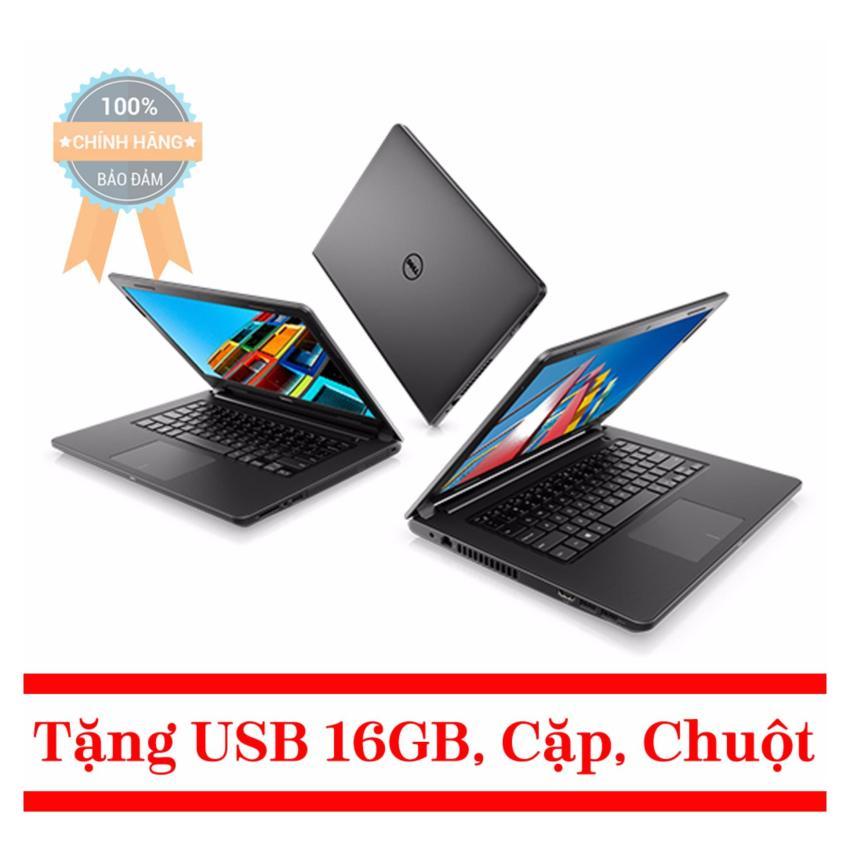 Hình ảnh Laptop Dell Inspiron 14 3467 14inch (Đen) - Hãng phân phối chính thức