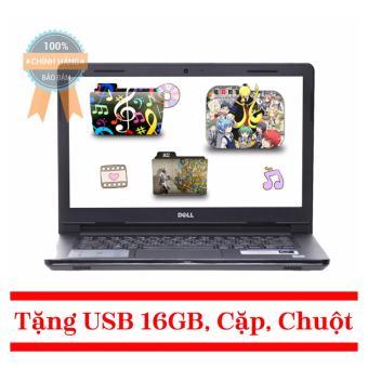 Ban do Laptop Dell Inspiron 14 3467 14inch (Đen) - Hãng phân