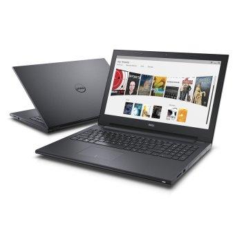 Laptop Dell inspiron 3543 Core i3-5005U (Đen) - Hàng nhập khẩu