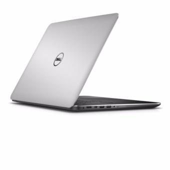 Laptop DELL XPS 13 9343 Core i5 5200U, RAM 4GB, SSD 128GB, 13.3″ Full HD vỏ nhôm (bạc) - Hàng nhập khẩu - tặng túi + chuộ