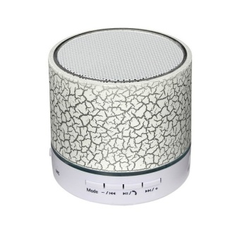 LED MINI Portable Wireless Bluetooth Speaker TF USBMusicSound(White) - intl - 8413272 , OE680ELAA8XODWVNAMZ-17548963 , 224_OE680ELAA8XODWVNAMZ-17548963 , 573300 , LED-MINI-Portable-Wireless-Bluetooth-Speaker-TF-USBMusicSoundWhite-intl-224_OE680ELAA8XODWVNAMZ-17548963 , lazada.vn , LED MINI Portable Wireless Bluetooth Speaker T