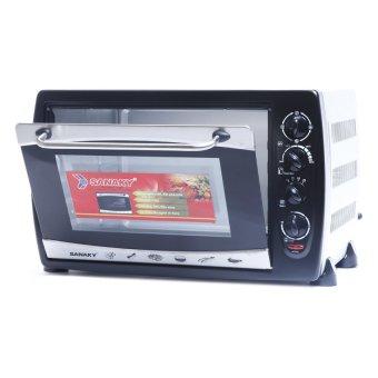 Lò nướng Sanaky VH 509N 50L (Đen)