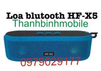 Loa bluetooth Selfie Speaker HF -X5 (Xanh)