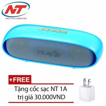 Loa Bluetooth Wster WS-2517BT (Xanh) + Tặng 1 cốc sạc - 8839203 , WS489ELAA25PVLVNAMZ-3687625 , 224_WS489ELAA25PVLVNAMZ-3687625 , 250000 , Loa-Bluetooth-Wster-WS-2517BT-Xanh-Tang-1-coc-sac-224_WS489ELAA25PVLVNAMZ-3687625 , lazada.vn , Loa Bluetooth Wster WS-2517BT (Xanh) + Tặng 1 cốc sạc