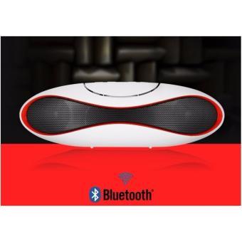 Loa Di Động Kết Nối Bluetooth Âm Thanh Siêu Trầm Hình Bầu Dục ĐộcĐáo