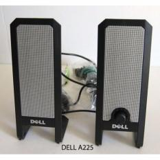 loa máy tính Dell A225 nguồn USB  ( Đen )