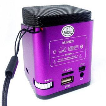 Loa nghe nhạc USB và thẻ nhớ KLivien KL-L5 (Tím) - 8076674 , BR698ELAA11J12VNAMZ-1470021 , 224_BR698ELAA11J12VNAMZ-1470021 , 320000 , Loa-nghe-nhac-USB-va-the-nho-KLivien-KL-L5-Tim-224_BR698ELAA11J12VNAMZ-1470021 , lazada.vn , Loa nghe nhạc USB và thẻ nhớ KLivien KL-L5 (Tím)