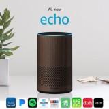 Loa thông minh Amazon All New Echo (2nd Generation) màu Walnut Finish AMAZON – Review sản phẩm
