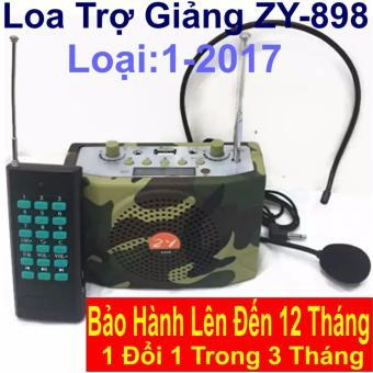 Loa trợ giảng Kiêm Bẫy Chim Không Dây ZY-898 - 2017 (Rằn ri) - Hàng nhập khẩu